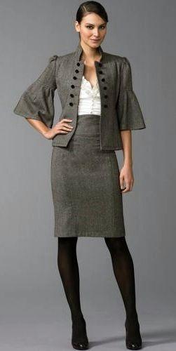 ●≌●≌● Women's suits ●≌●≌●  women's suit, interview fashion, women's fashion.                                                                                                                                                                                 More