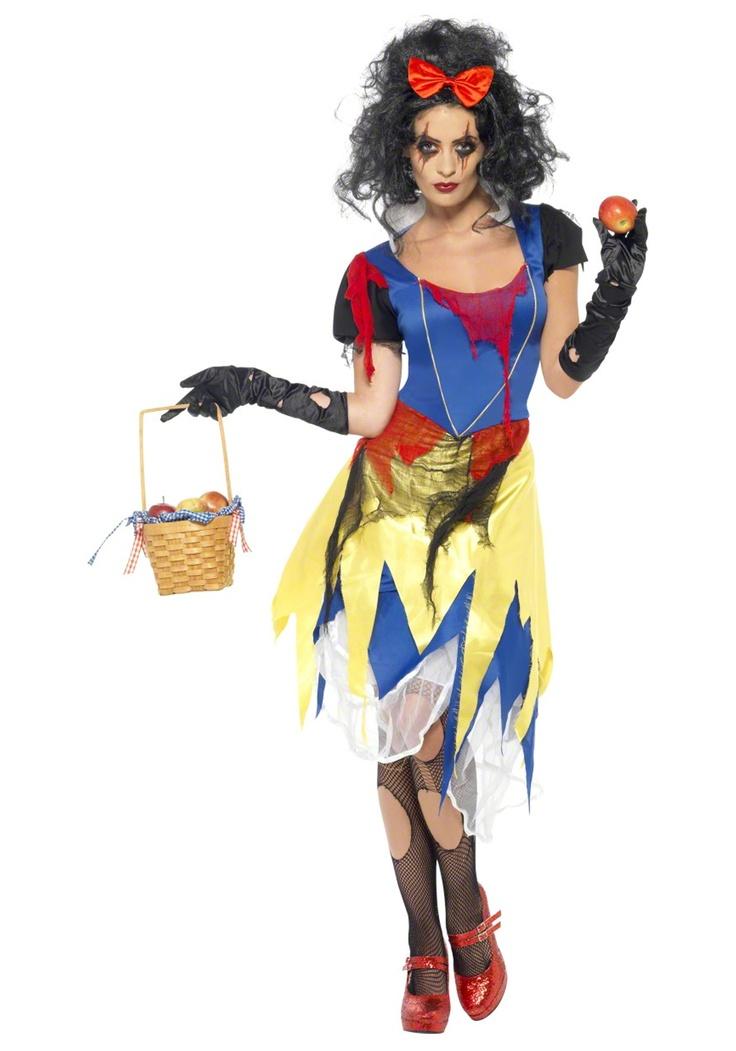 18 best Snow White Costume images on Pinterest   Halloween ideas ...