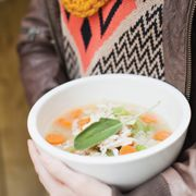 Turkey & Wild Rice Soup http://www.dotemagazine.com/bits-pieces/recipes/