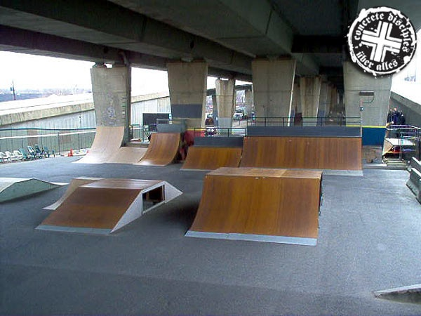 Image detail for -Wilmington Delaware Skatepark - Photo by Cindy Emerson