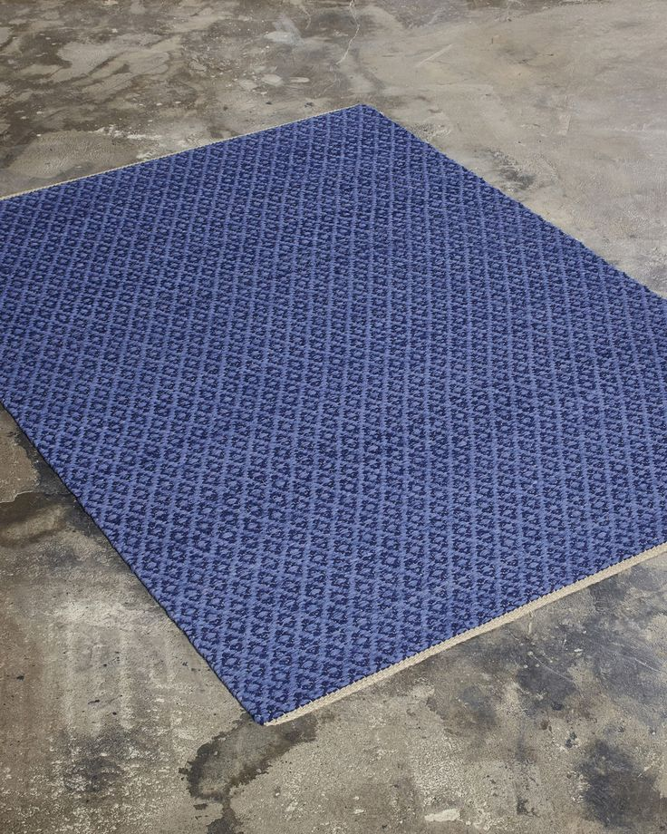 RUUSUKAS, with its diagonal lines, has the most movement of all the ANKI Rugs. This design, as well as LINNA, are the most powerful and vibrant choices in our collection. This design, paired with LINNA, makes a powerful and vibrant choice.