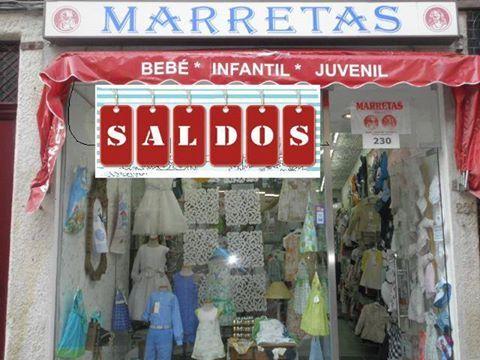 """SALDOS SALDOS SALDOS nos """"MARRETAS BEBÉ INFANTIL JUVENIL- 0 a 14 anos"""" na R.Cedofeita,230 (zona de Peões) Porto, desde 1979. Aberto a hora de Almoço,e Sábados de TARDE. Veja algumas fotos aqui e faça LIKE https://www.facebook.com/245121375511162/photos/… http://lojamarretas.simplesite.com/"""