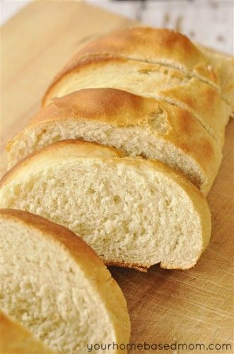 Quick French Bread. It really is easy and delicious. #bread
