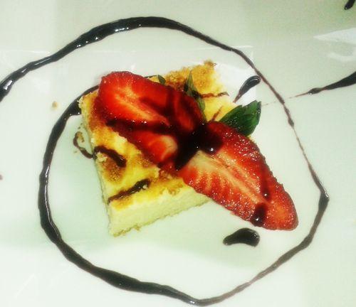 Tarta de queso Idiazabal / Kenako Gourmet Blog