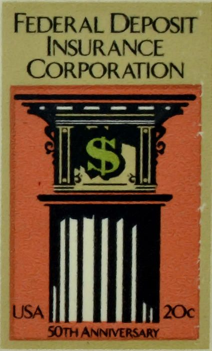 The Federal Deposit Insurance Corporation stamp