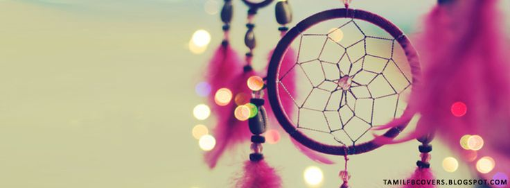 My India FB Covers: Dream catcher photography - Miscellaneous FB Cover