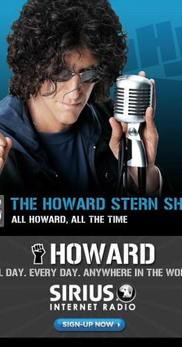 With Howard Stern, Robin Quivers, John Melendez, Elephant Boy. Raunchy interviews, sketches, and social commentary from the king of shock radio.