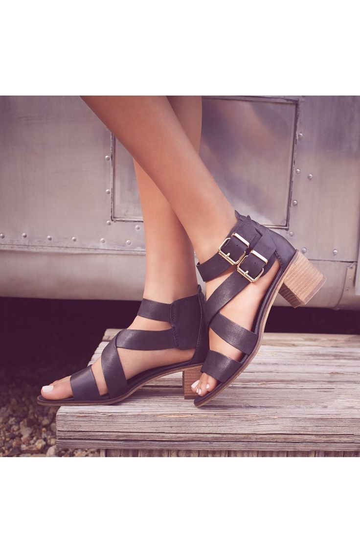 The Steve Madden sandals are going to be the go-to shoe for spring.