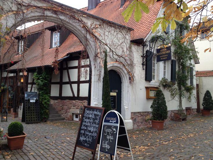 Rhodt unter Rietburg, The Pfalz