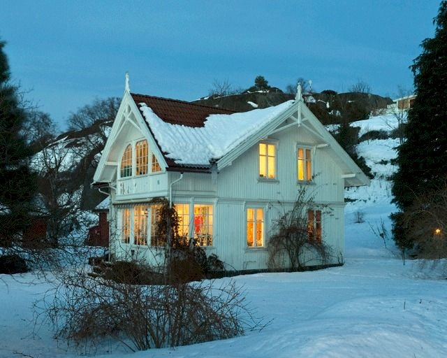 Levlandlig Norway My Dream Place Norway House Norwegian House House
