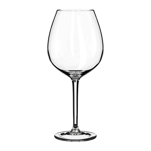 HEDERLIG Red wine glass Clear glass 59 cl  - IKEA