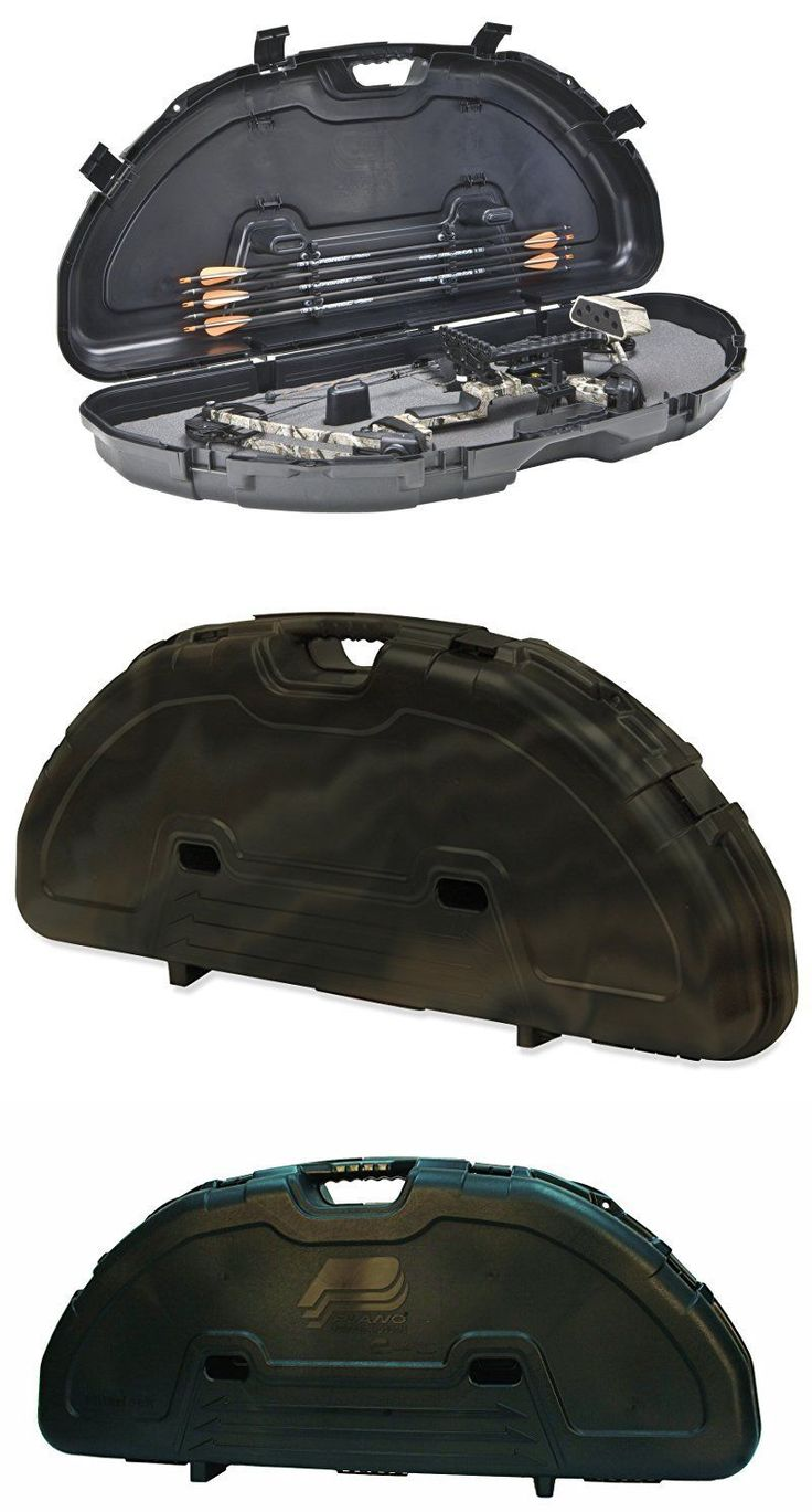 Bags Cases and Covers 181300: Plano Protector 1110 Compact Bow Hard Case Compound Arrow Archery Storage, New -> BUY IT NOW ONLY: $48.99 on eBay!