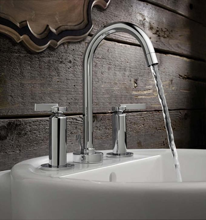 707 Best Chrome Tone Faucets Images On Pinterest Chrome Bathroom Faucets And Bathroom Taps