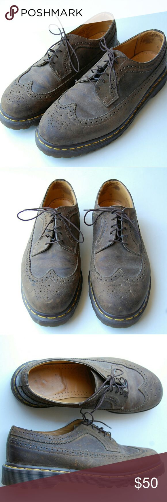 "Dr Martens Men's Oxford  US 12 UK 11/ US 12 Great Condition! Oxford Loafers  Free item when you purchase shoes! Any listing in my closet with ""🌻"" in the title is included! Just pick one and it will be included! 💙💚 Dr. Martens Shoes"