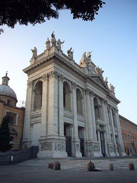 Basilica di S. Giovanni in Laterano (Basilica of St. John)