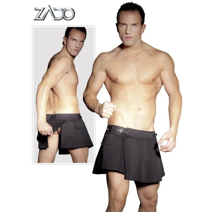Minifalda hombre 44.95€ http://www.lenceriaonline.es/falda-corta-para-hombre.html