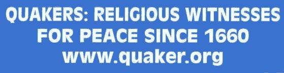 A thorough description of Quaker beliefs.