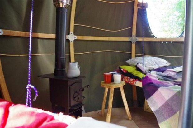 Tree Tent par Luminair - Journal du Design