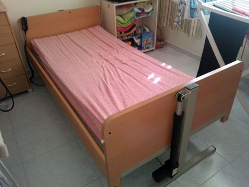 need to rent an adjustable medical hospital bed in malta we have this lightweight