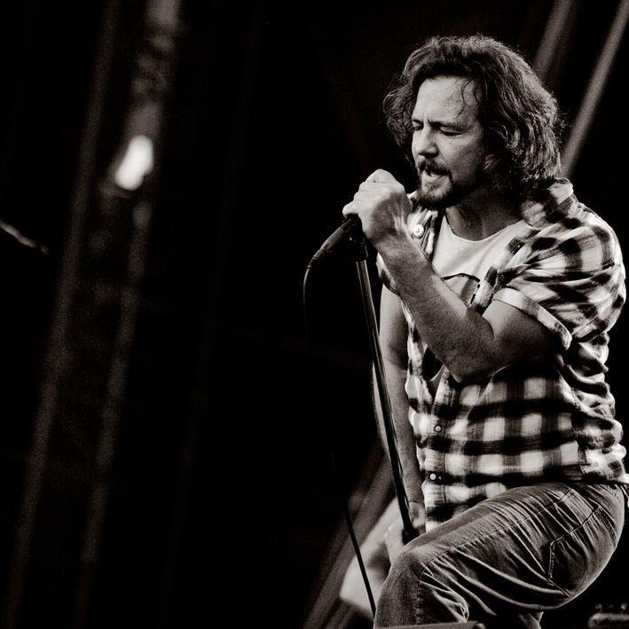 The sexy - Eddie Vedder!