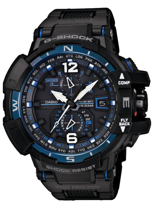 Casio G-shock G-Premium GW-A1100FC-1AНаручные часы