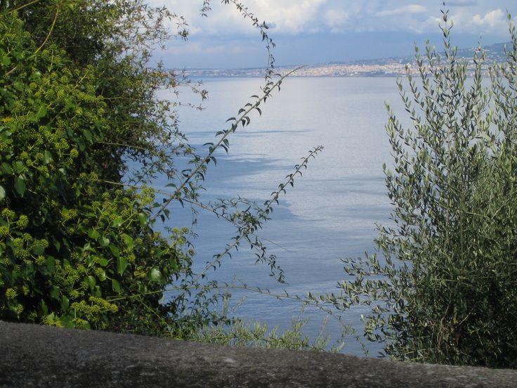 Sorrento coast terrain