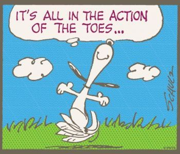 Move Your Body-Snoopy Style