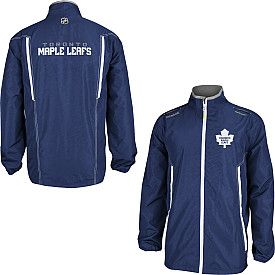 Mens Toronto Maple Leafs Reebok Center Ice Rink Jacket - Shop.Canada.NHL.com