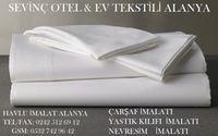 Otel çarşaf imalatı Alanya