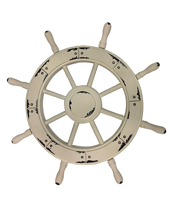 Look at this Ship Wheel on #zulily today!