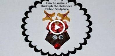 Diy christmas bows ribbon tutorials hair clips 24 Ideas for 2019