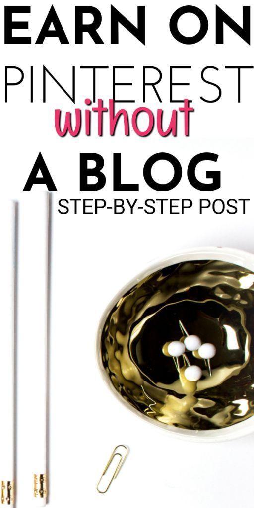 How to do Affiliate Marketing on Pinterest in 3 Steps – Modern Darling Media