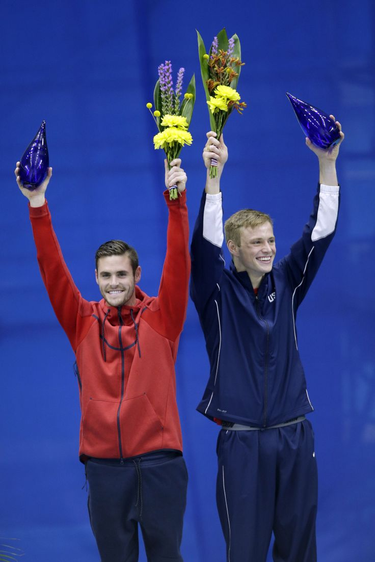 INDIANAPOLIS (Purdue Sports) — Purdue divers David Boudia and Steele Johnson finished one-two in the individual 10-meter diving competition to earn Olympic bids in the final event of the U.S. Olymp…