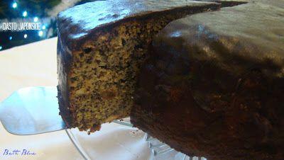 Kuchnia Betti: Ciasto japońskie