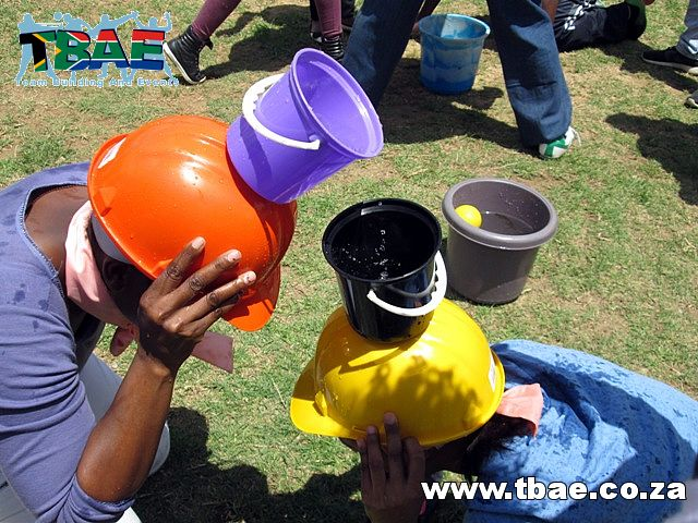 TEam Building with Water