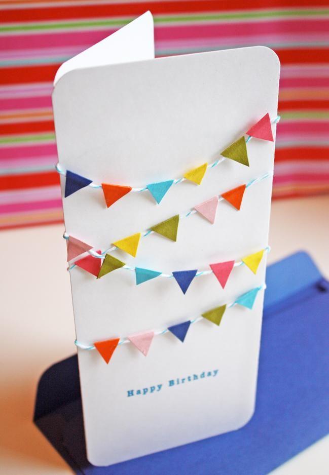 画像 : イメージづくりの参考に。メッセージカードの手作りアイデア集<誕生日・お祝い> - NAVER まとめ