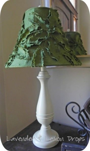 DIY - lamp shade
