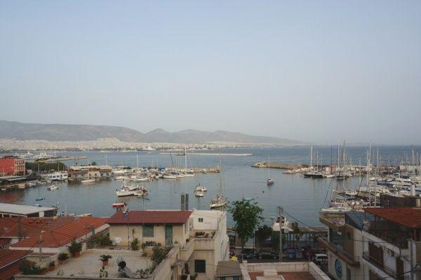 Mikrolimano, Piraeus 2013