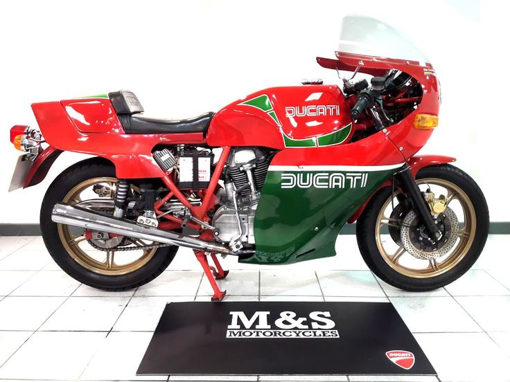 Red, A 1981 Ducati MHR 900 Mike Hailwood Replica. An excellent un-restored example with a comprehensive history file. Very rare and collectable., , Nationwide Delivery Available. Part Exchange Welcome