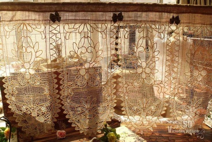 Curtains Ideas cream burlap curtains : 90