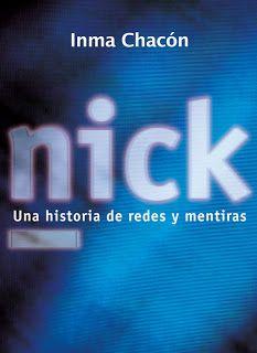 """Nick"", de Inma Chacón. Ficha elaborada por Carolina Domínguez."