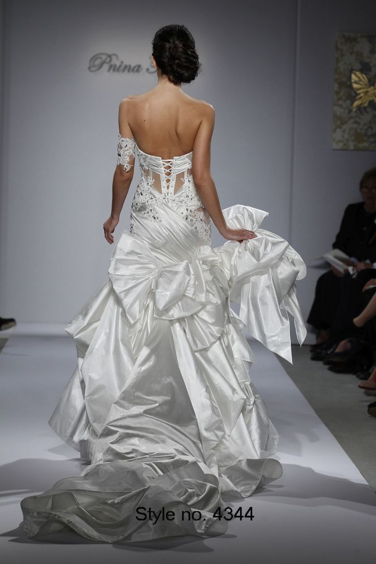 49 best pnina tornai 39 s 2017 dimensions collection images for Wedding dresses pnina tornai 2017