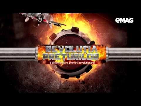 Revolutia Preturilor la eMAG - 23-25 iunie - 3 zile incendiare! - Yogi IT Blog
