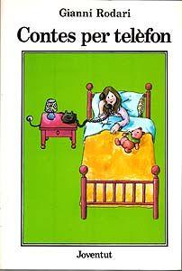 Era una vegada... una nena que tenia un pare el qual havia d'estar de viatge sis dies a la setmana. Aquesta nena no podia dormir-se sense que li expliquessin un conte. I cada nit, el seu pare li trucava per telèfon i li explicava un conte. Diuen que els contes eren tan bons que fins i tot els telefonistes aturaven totes les altres trucades per escoltar-los. I aquest és el llibre d'aquests contes.   Gianni Rodari, un dels millors autors de literatura infantil.