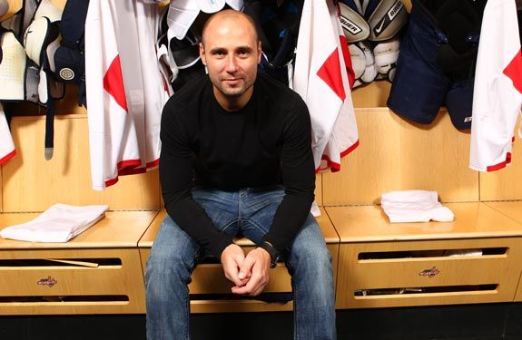 Vokoun will always be a favorite!  Even if he is having the worst year of his career