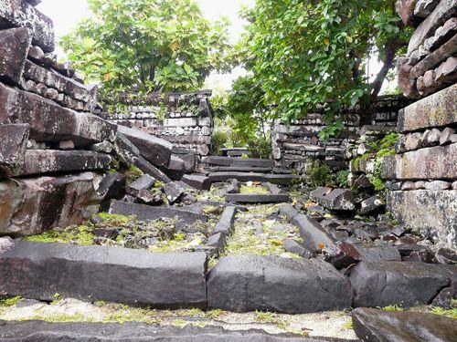 "Nan Madol, Pohnpei, Micronesia ""The Venice of the Pacific"""