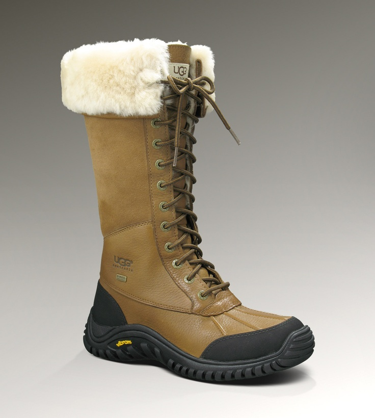 always said ugg boots are called that because they are ugly!!  But i do like these - too bad i'll never afford them