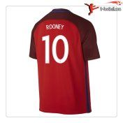 Maillot equipe Angleterre ROONEY 10 2016 2017 Exterieur