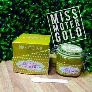 MISS MOTER 24K Gold