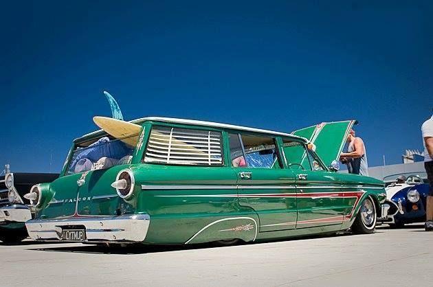 Ford Falcon | Aussie Falcon Surfer Wagon